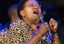 Thank you for the music – the songs you sang Sibongile