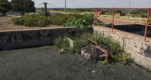 A pooh crises in Hammanskraal water