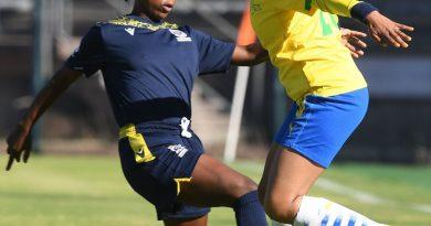 Mamelodi Sundowns Ladies extend their winning streak