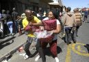 Premier condemns lawlessness in parts of Gauteng