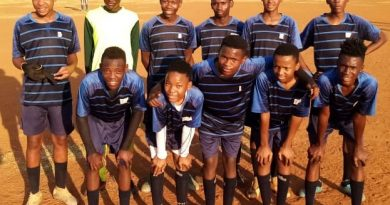 Swingers FC swings into history as the first Under-17 squad to qualify for the SAB League  Bojanala District